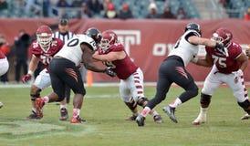 2014 le football de NCAA - Temple-Cincinnati Photographie stock