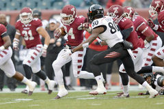 2014 le football de NCAA - Temple-Cincinnati Image libre de droits