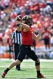 2015 le football de NCAA - USF @ le Maryland Photographie stock libre de droits