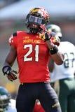 2015 le football de NCAA - USF @ le Maryland Photo libre de droits