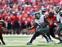 2015 le football de NCAA - USF @ le Maryland Photos libres de droits