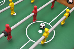Le football de Tableau Photographie stock
