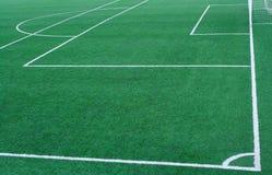 le football de zone Images stock