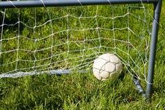 Le football du football Photographie stock libre de droits