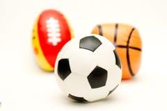 Le football est no.1 Photographie stock libre de droits