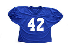 Le football Jersey Photo stock