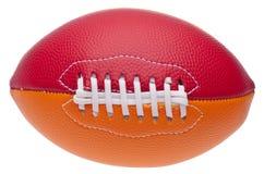 Le football vibrant de la jeunesse image stock