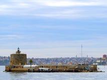 Le fort 4 Photo libre de droits