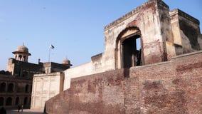 Le fort de Lahore Photo libre de droits