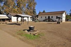Le fort de Sutter, Sacramento images libres de droits