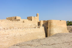 Le fort du Bahrain Images stock