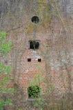 """Le fortificazioni di Bucarest: """"Forte del â di Leordeni – 10 Immagine Stock"""