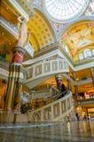 Le forum fait des emplettes à Las Vegas Photo libre de droits