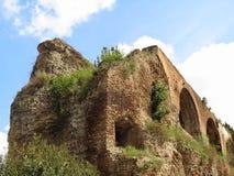 Le forum romain Photographie stock