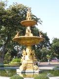 Le foto del parco del giardino a Bangkok, Tailandia là sono molti posti interessanti sia tailandesi che turisti stranieri Venga a fotografia stock
