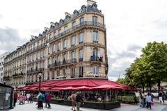 Le Fouquets zdjęcie stock