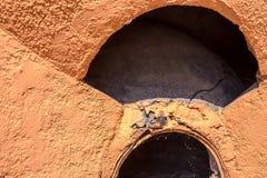 Le four antique pour des pâtisseries Image libre de droits