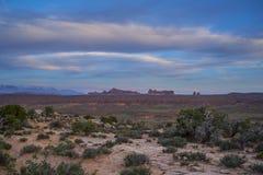 Le four ardent donnent sur le parc national de voûtes photos libres de droits