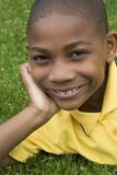le för pojke Royaltyfria Foton
