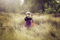 Le framsidan av barn Royaltyfri Bild