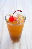 Le fruit a glacé le thé Photos libres de droits