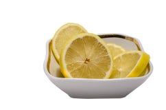 Le fruit jaune Photo libre de droits