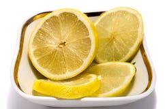 Le fruit jaune Photos libres de droits