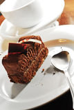 Le gâteau Photographie stock libre de droits