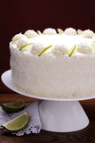 Le gâteau. Photo libre de droits