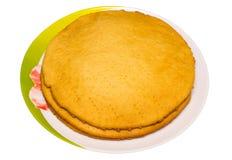 Couches de gâteau de tarte image libre de droits