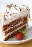 Le gâteau doux Photos libres de droits