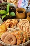 Le gâteau traditionnel de Taiwan images stock