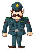 Le Général Army Images stock