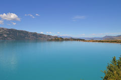 Le Général Carrera Lake, Patagonia chilien Images stock