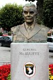 Le Général McAuliffe Photos libres de droits