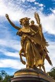 Le Général William Tecumseh Sherman Monument à New York Images stock