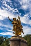 Le Général William Tecumseh Sherman Monument à New York Photographie stock libre de droits