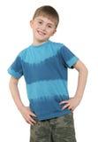 Le garçon gai Photographie stock