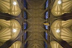 Le geometrie di St'Patricks Fotografie Stock