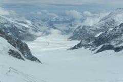 Le glacier photographie stock libre de droits