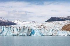 Le glacier de Viedma, Patagonia, Argentine Photo stock
