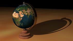 Le globe Image libre de droits