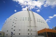 Le globe d'Ericsson Images libres de droits