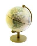 Le globe, l'océan Atlantique nord et l'Amérique au delà Photos stock