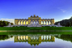 Le Gloriette Image stock
