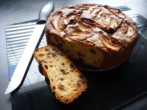 Le gluten/blé libèrent le gâteau Image libre de droits