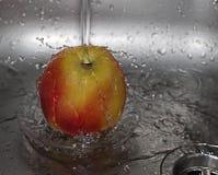 Le gocce di acqua Fotografia Stock