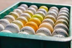 Le golf est un sport qui est populaire autour du monde et bon pour la santé photo stock