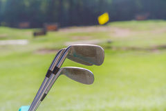 Le golf est un sport qui est populaire autour du monde et bon pour la santé photos libres de droits