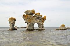 Le Gotland Photo libre de droits